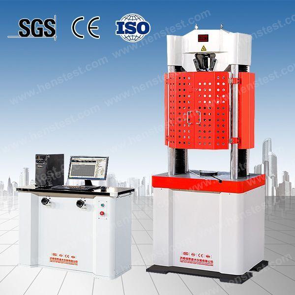 WEW-100B微机屏显式液压万能试验机