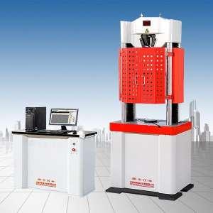 AW系列抽油杆拉力专用试验机